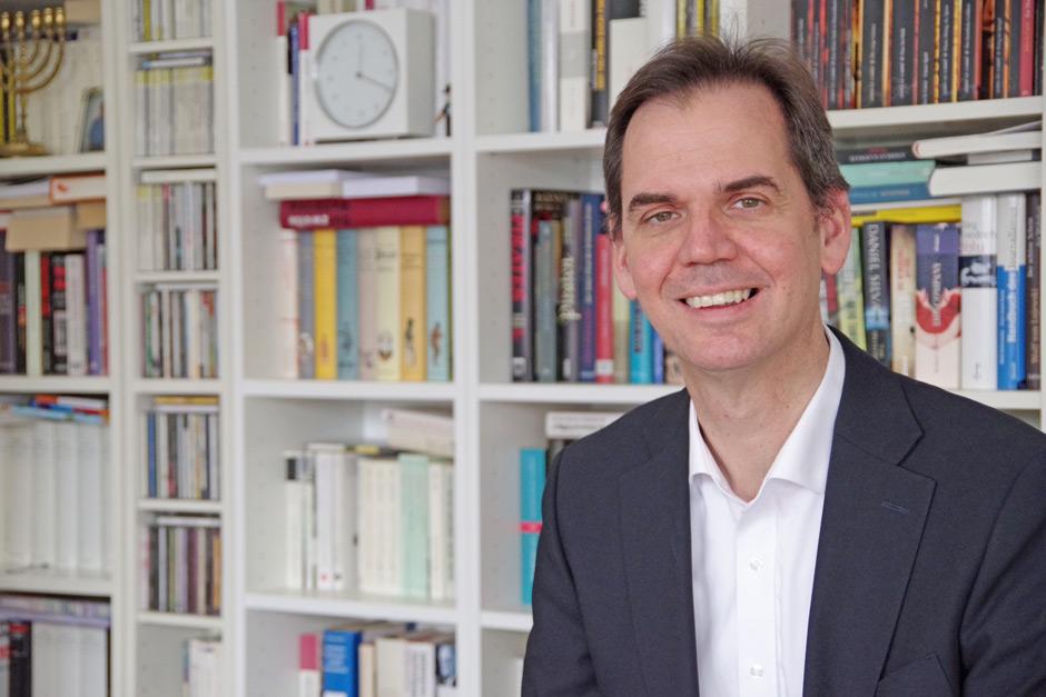 Der Autor Peter Langer