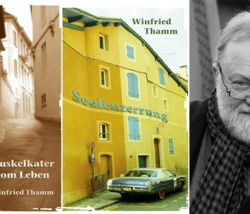 WDer Autor Winfried Thamm und seine Bücher Muskelkater vom Leben und Seelenzerrung