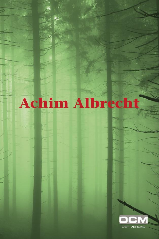 Buchcover des Romans von Achim Albrecht