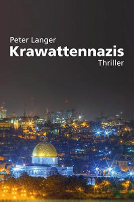 Buchcover des Thrillers Krawattennazis
