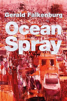 Buchcover des Thrillers Ocean Spray