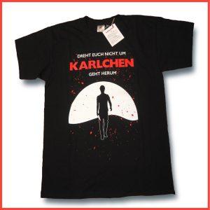 T-Shirt zum Krimi Karlchen